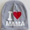 I Love Mama Beanie